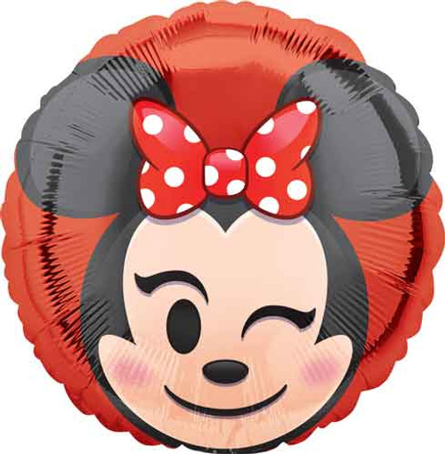 "17"" Mickey Mouse Emoji Balloon"
