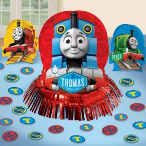 Thomas The Tank Centerpiece Kit