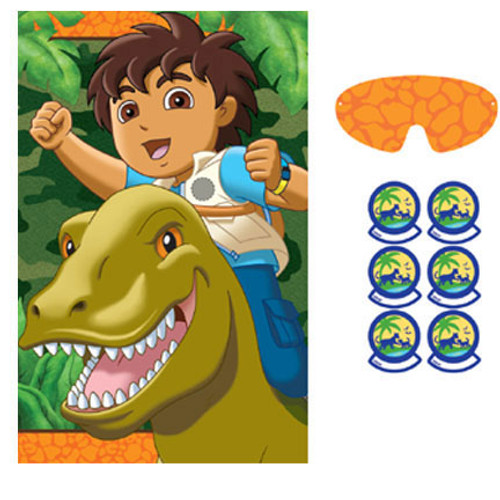 Diego Party Game
