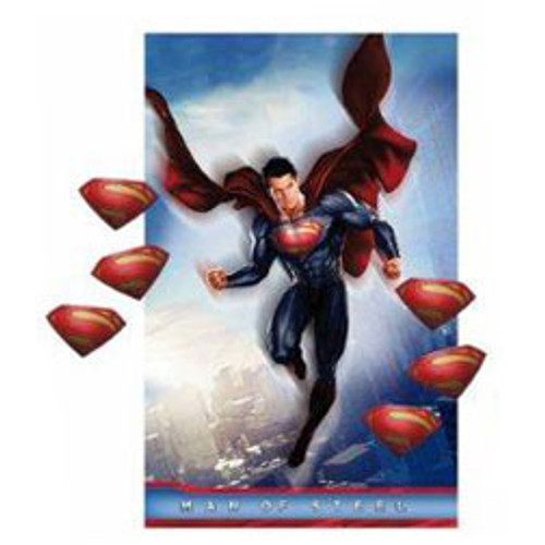 Superman Man of Steel Party Game