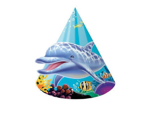 Ocean Party Child Hat