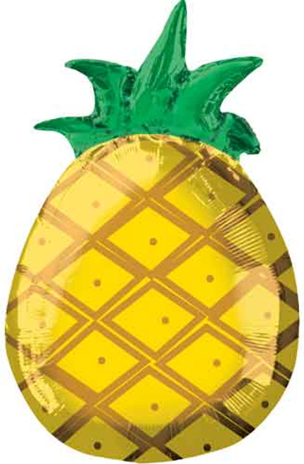 "21"" Pineapple Junior Shape Balloon"