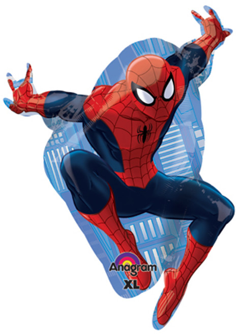 "29"" Ultimate Spiderman Super Shape Balloon"