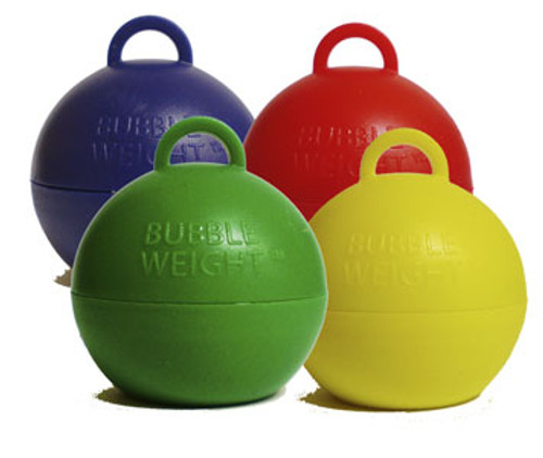 35g Bubble Balloon Weight Assortment