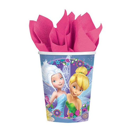 TinkerBell Paper Cups 8pcs/pack