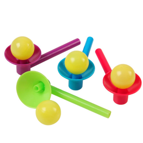 Blow Ball & Cup Games