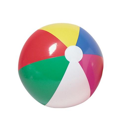 "8"" Inflatable Beach Ball"