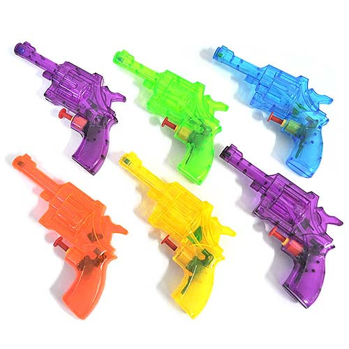 Transparent Water Guns