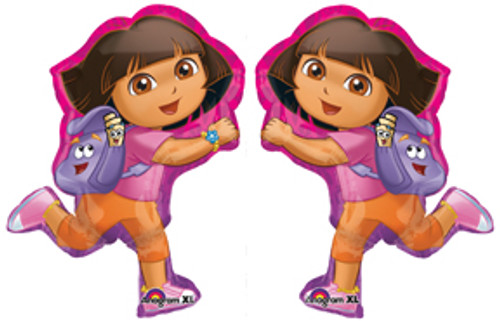 "21"" Dora The Explorer Super Shape Balloon"