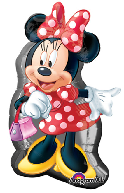 "32"" Minnie Full Body Super Shape Balloon"
