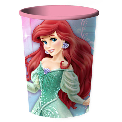 Little Mermaid Sparkle Souvenir Cup