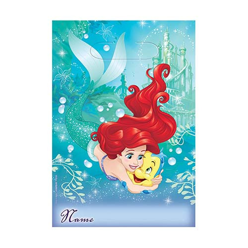 Little Mermaid Ariel Dream Loot Bags