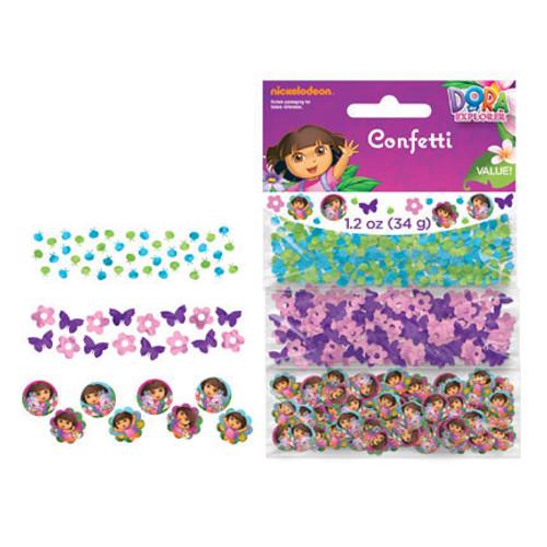 Dora The Explorer Value Confetti Pack