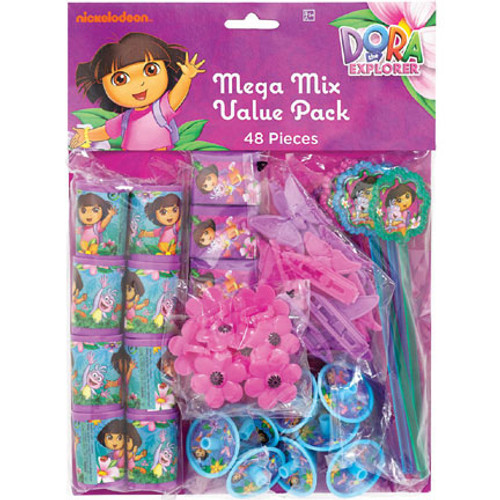 Dora The Explorer Favors Value Pack for 8 pax