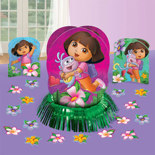 Dora The Explorer Centerpiece Kit