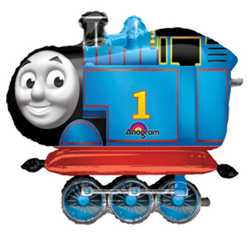 "36"" Thomas The Tank Airwalker Balloon"