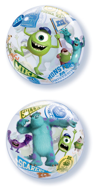 "22"" Monsters University Bubble Balloon"