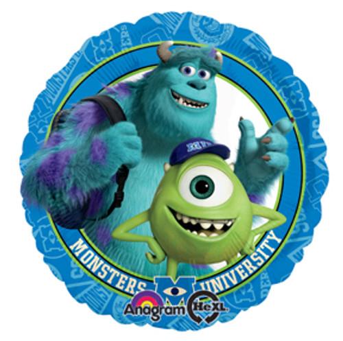 """17"""" Monsters University Balloon"""