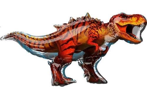 """45"""" Jurassic World T-Rex Super Shape Balloon"""