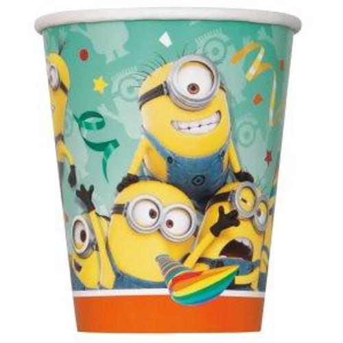 Minions Despicable Me Paper Cups