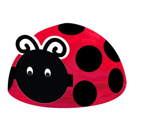 Ladybug Honeycomb Centerpiece