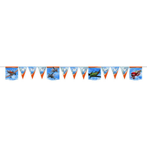 Disney Planes Party Jointed Banner