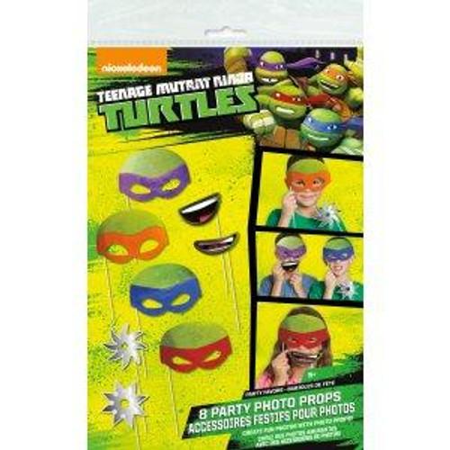 Teenage Mutant Ninja Turtles Photo Props