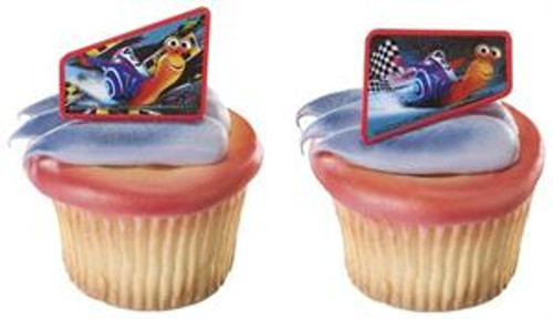 Turbo Cupcake Rings