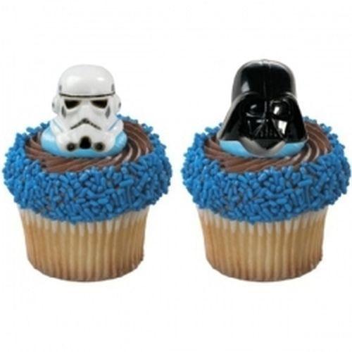 Star Wars Cupcake Rings