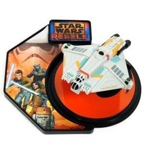 Star Wars Rebels Cake Decoset