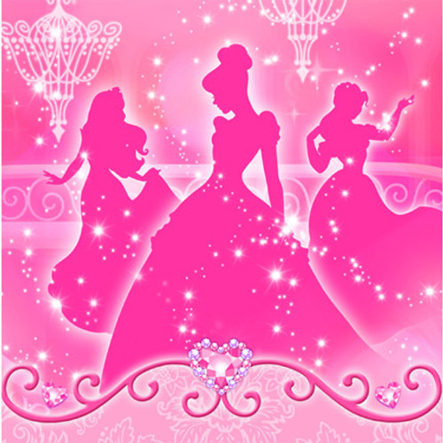 Disney Very Important Princess Lunch Napkins