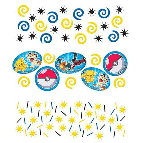 Pokemon Pikachu Value Confetti Pack