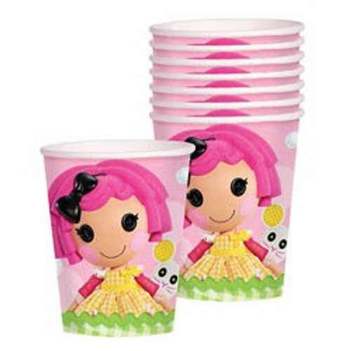 Lalaloopsy Paper Cups