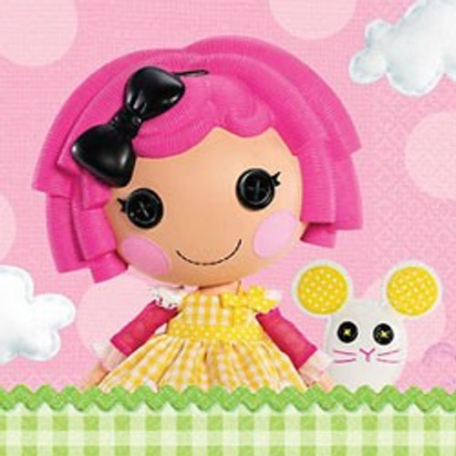 Lalaloopsy Lunch Napkins