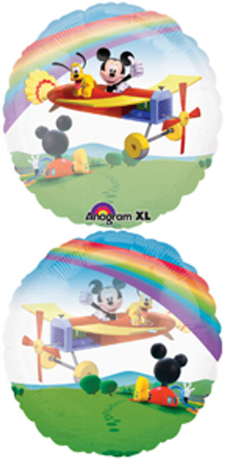 "26"" Mickey Clubhouse See Thru Balloon"