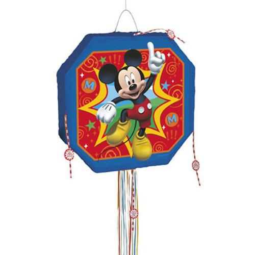Mickey Fun & Friends Popout Pull String Pinata