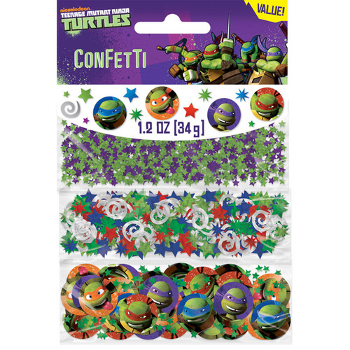 Teenage Mutant Ninja Turtles Value Confetti Pack