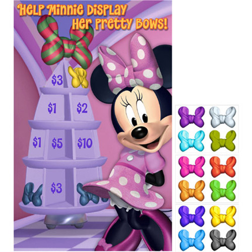 Minnie Dream Party Game