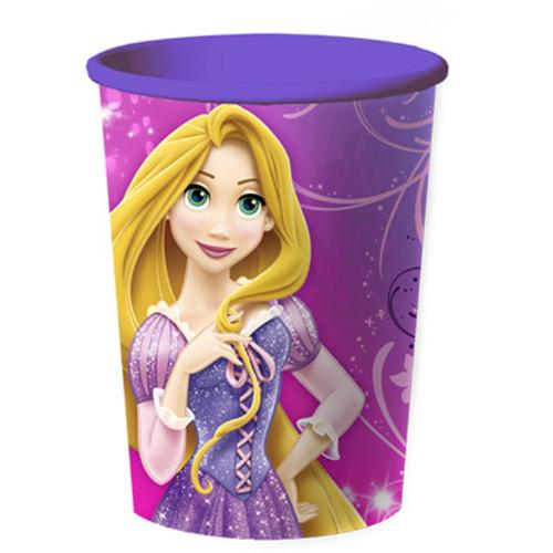 Disney Tangled Sparkle Souvenir Cup