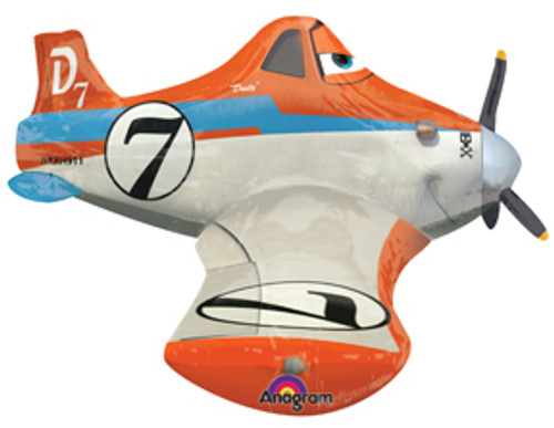 "65"" Disney Planes Dusty Airwalker Balloon"