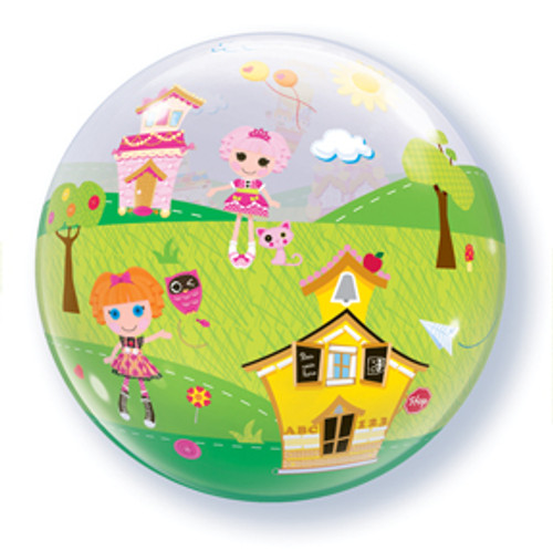 "22"" Lalaloopsy Bubble Balloon"