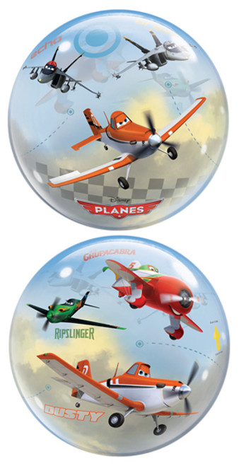 "22"" Disney Planes Bubble Balloon"