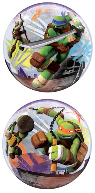 "22"" Teenage Mutant Ninja Turtles Bubble Balloon"