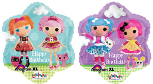 "18"" Lalaloopsy Junior Shape Balloon"