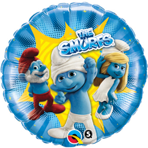 "18"" The Smurfs Foil Balloon"