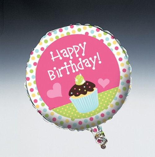 "18"" Sweet Treats Birthday Foil Balloon"