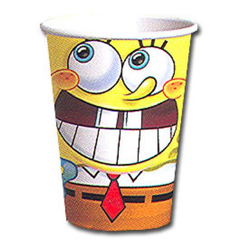 SpongeBob Classic Paper Cups