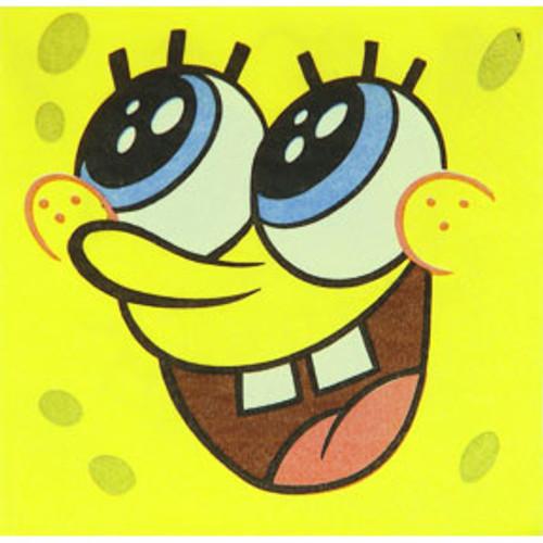 SpongeBob Moods Beverage Napkins