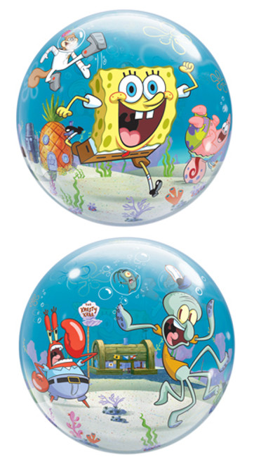 "22"" SpongeBob & Friends Bubble Balloon"