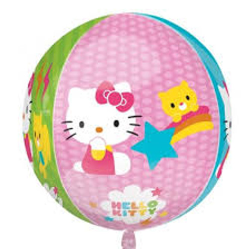 "16"" Hello Kitty Orbz Balloon"